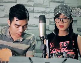 """""""Hát chậm"""" bản hit """"Chạy ngay đi"""" của Sơn Tùng M-TP phiên bản acoustic"""