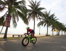 Sôi động đường đua IRonMan 70.3 Việt Nam 2018 tại Đà Nẵng