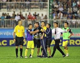 Thành viên HA Gia Lai và Hà Nội FC đối diện nhiều án phạt nặng