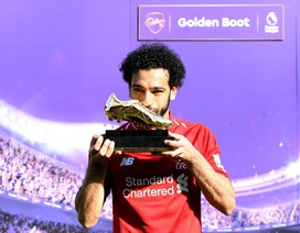 Vượt qua C.Ronaldo, Mohamed Salah phá kỷ lục ở Premier League