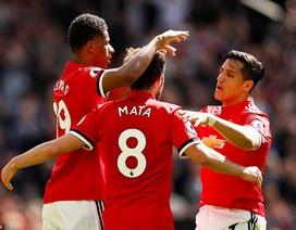 Rashford tỏa sáng giúp MU hoàn thành mục tiêu của Mourinho