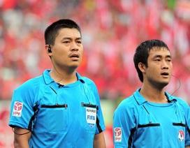 Trọng tài cấp FIFA dũng cảm bắt trận Hà Nội - HA Gia Lai