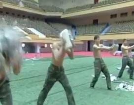 Hé lộ thế giới đào tạo vệ sĩ bảo vệ lãnh đạo Triều Tiên