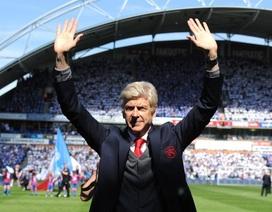 Những khoảnh khắc ở lần cuối cùng Wenger chỉ huy Arsenal