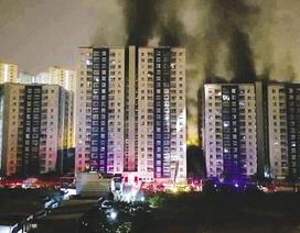 """Trước vụ cháy chung cư Carina, cử tri đã """"kêu"""" nhiều về các cao ốc!"""