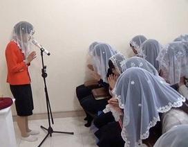 """Vợ kêu cứu vì chồng """"biến thành người khác"""" khi theo """"Hội Thánh Đức Chúa Trời Mẹ"""""""