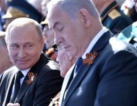 Israel xen vào giữa đồng minh Nga-Iran tại Syria