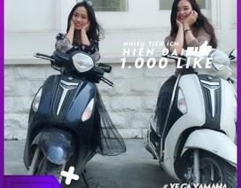 Hơn 20.000 khách hàng cùng chia sẻ trải nghiệm khi sử dụng xe tay ga Yamaha