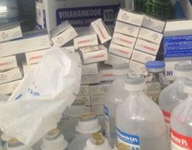 """Thuốc không rõ nguồn gốc trong cơ sở Spa hoạt động """"chui"""""""