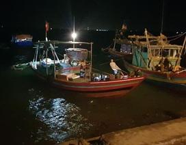 Xác người đàn ông lõa thể mắc lưới ngư dân