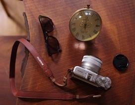 Nói gì về máy ảnh thời trang Fujifilm X-A5?