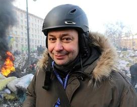 Ukraine bắt trưởng đại diện của hãng tin Nga RIA Novosti