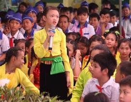 Tăng cường giáo dục phòng chống thiên tai cho học sinh
