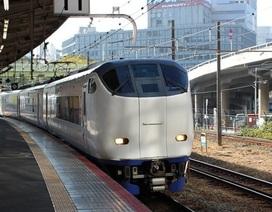 Công ty đường sắt Nhật Bản công khai xin lỗi vì tàu khởi hành sớm 25 giây