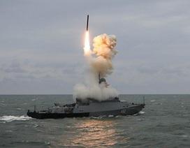 Tàu chiến Nga mang tên lửa Kalibr sẽ trực chiến 24/7 ở Địa Trung Hải