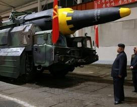 Nguy cơ rò rỉ phóng xạ khi Triều Tiên đánh sập khu thử hạt nhân