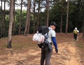 Phượt thủ mất tích trên cung đường đi bộ leo núi đẹp nhất Việt Nam