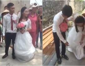 Thực hư đám cưới chú rể kém cô dâu... 21 tuổi ở Nghệ An gây xôn xao