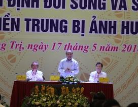 Thủ tướng chủ trì hội nghị công tác khắc phục sự cố môi trường biển Formosa