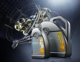Dầu động cơ chuẩn Mercedes-Benz có gì khác biệt?