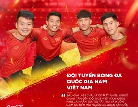 Tinh thần bóng đá Việt - Niềm tin mạnh mẽ trong từng bước chinh phục đỉnh cao
