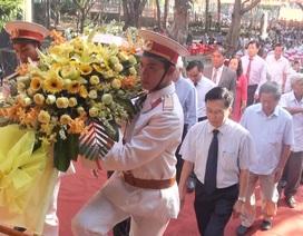 Phú Yên tổ chức Lễ kỷ niệm 128 năm Ngày sinh nhật Bác