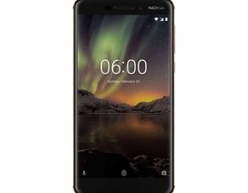 Nokia 6 mới ấn tượng mạnh mẽ với đội tuyển U23 Việt Nam