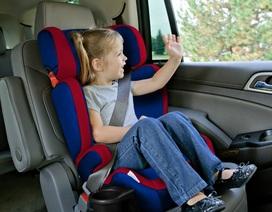 Khi nào không cần dùng ghế trẻ em trên ô tô nữa?