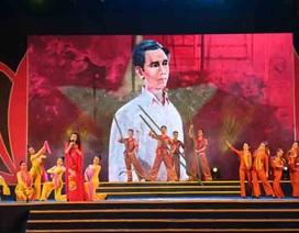 Khai mạc Lễ hội Làng Sen năm 2018