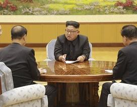 Ông Kim Jong-un chủ trì họp cải tổ quân đội