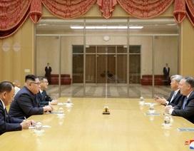 """""""Người đưa tin từ địa ngục"""" trong cuộc họp giữa ông Kim Jong-un và Ngoại trưởng Mỹ"""