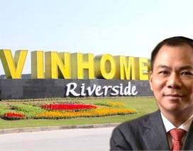 """Nhà đầu tư ngoại """"đổ"""" gần 1,3 tỷ USD mua cổ phiếu Vinhomes"""