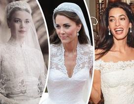 """10 thiết kế váy cưới tuyệt đẹp """"ám ảnh"""" mọi cô dâu"""