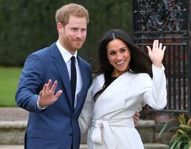 Chuyện bên lề thú vị về đám cưới cổ tích của Hoàng gia Anh