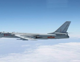 Mỹ chỉ trích máy bay ném bom Trung Quốc diễn tập trên Biển Đông