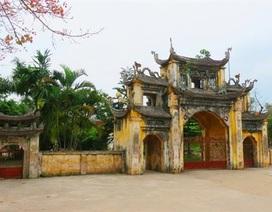 Hà Nội xếp hạng mới 10 di tích - lịch sử