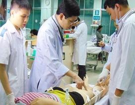 Bệnh viện tại TP.HCM oằn mình cấp cứu hơn 8.000 người dịp lễ