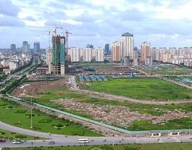 """Ôm """"đất vàng"""" 10 năm không xây trụ sở, VEC xin làm trung tâm thương mại"""
