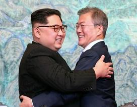 """Ông Kim Jong-un """"ghi điểm"""" với người Hàn Quốc"""