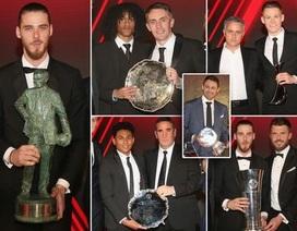 Mourinho gây sốc với quyết định chọn Cầu thủ xuất sắc nhất MU