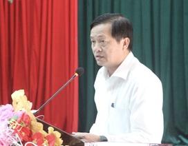 Đà Nẵng cảnh cáo một Chủ tịch quận ký giao đất sai