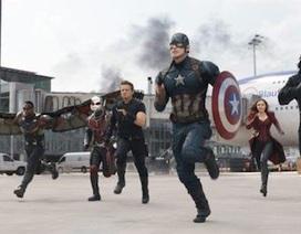 Nhìn lại những khoảnh khắc bùng nổ trong các bộ phim siêu anh hùng