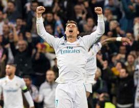 C.Ronaldo và Ulreich tệ nhất ở trận Real Madrid 2-2 Bayern Munich