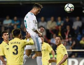 C.Ronaldo ghi bàn, Real Madrid không thể thắng ở vòng cuối La Liga