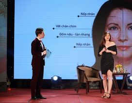 Sự kiện tri ân khách hàng của DeAura Việt Nam dành tặng phụ nữ bí quyết sở hữu làn da