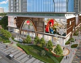 Diện mạo đường Minh Khai với công trình điểm nhấn mới