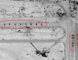 Nga tăng cường máy bay chiến đấu tới căn cứ không quân lớn nhất Syria