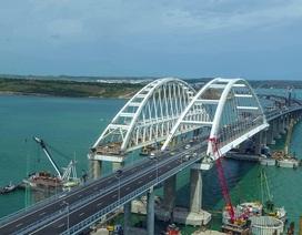 Cầu nối liền Nga - Crimea sẽ không cần đại tu trong 100 năm tới
