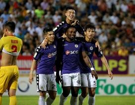 CLB Hà Nội quá mạnh so với phần còn lại của V-League