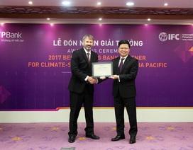 IFC trao giải Ngân hàng phát hành LC tốt nhất 2017